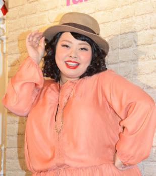 渡辺直美さんがファッション雑誌
